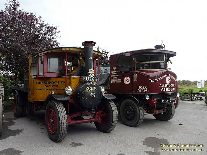 Foden and Sentinel