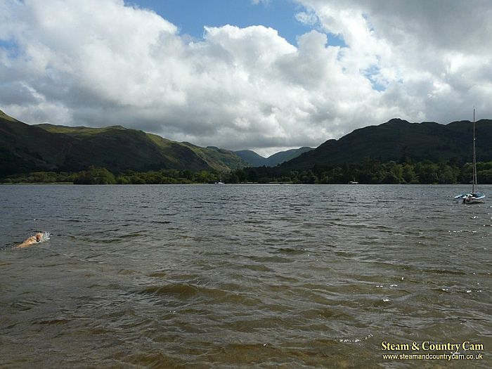 Ullswater at its best