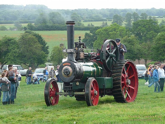McLaren Traction Engine