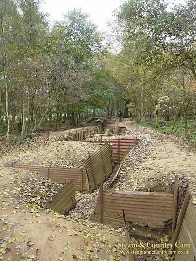 More of the trenches